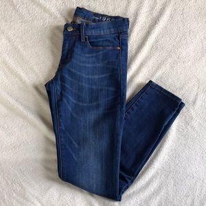 Denim - GAP legging jeans.